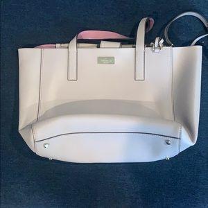 Lavendar Kate Spade Bag